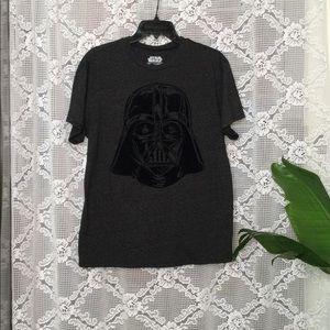 Star Wars Men's Darth Vader Shirt Size M